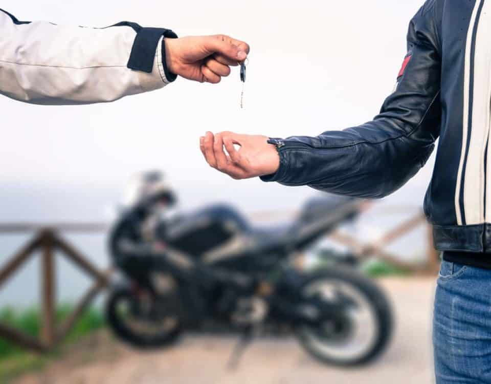 Sell your motor bike
