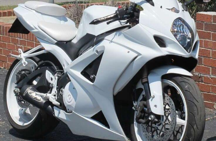 selling motorbike